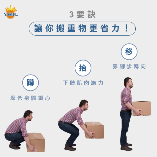 怎麼搬重物-搬重物 姿勢