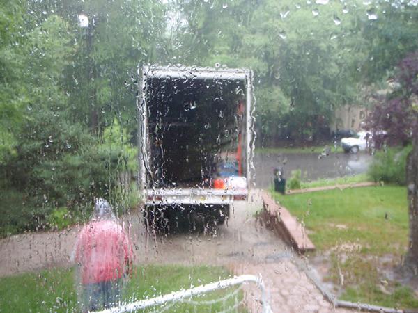 搬家防雨方法-台中搬家