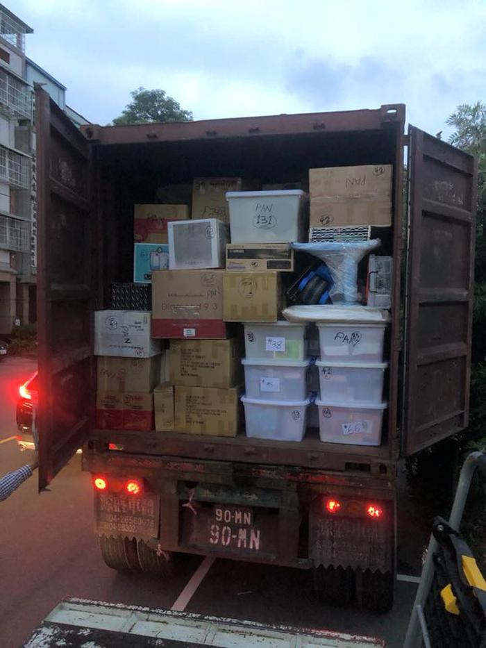 貨櫃搬家-台中搬家推薦