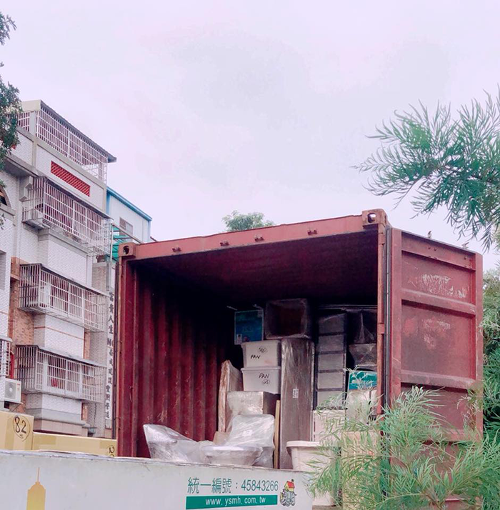 台中搬家推薦-貨櫃搬家